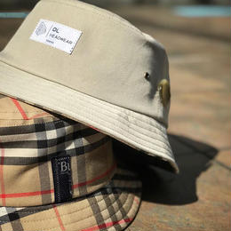 DL Headwear Bootberry Bucket Hat (beige, nova)