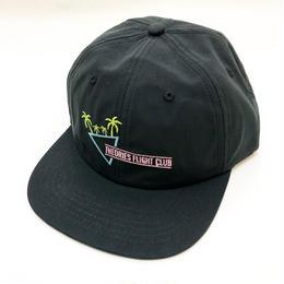 Theories Bermuda Vacation Nylon Snapback Cap (BLACK)