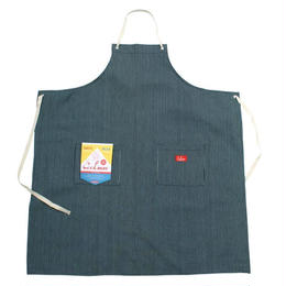 Cookman Long Apron (Hickory)
