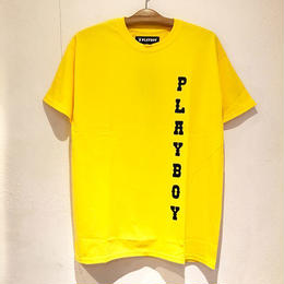 THUMPERS BROOKLYN NYC RHD CARDS TEE (YELLOW, GREY)