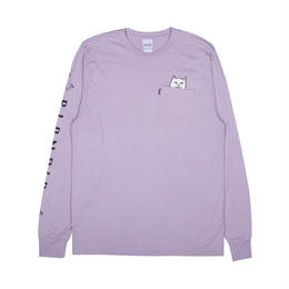 LORD NERMAL POCKET L/S (LAVENDER, HUNTER GREEN)