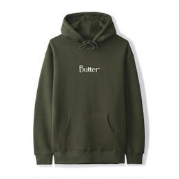 BUTTERGOODS CLASSIC LOGO PULLOVER (OLIVE, BROWN, BLACK)