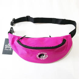 ATTACK ORIGINAL WAIST POUCH (SHOCKING PINK)