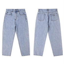 OBEY HARDWORK DENIM PANTS (LIGHT INDIGO)