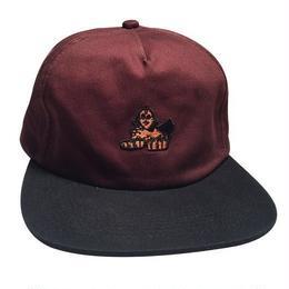 Theories Sphinx Strapback Cap (Cinnamon/Dark Brown)