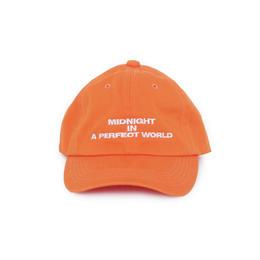 NEMES M/I/T/P/W CAP (Black, White, Orange)