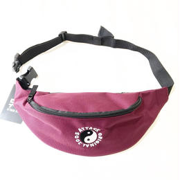 ATTACK ORIGINAL WAIST POUCH (BURGUNDY)