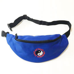 ATTACK ORIGINAL WAIST POUCH (BLUE)