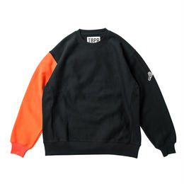 【予約オーダー】TBKB CYBORG CREW SWEAT (Black , Yellow , Sage)