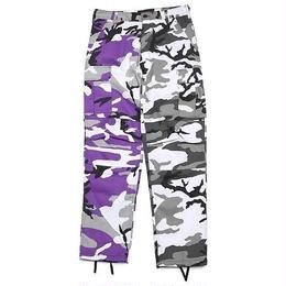 Rothco TWO-TONE CAMO BDU PANTS (PURPLE / CITY)