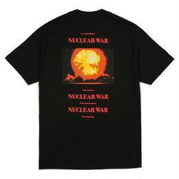BUTTER  GOODS NUCLEAR WAR TEE (BLACK, WHITE)