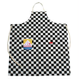 Cookman Long Apron (Checker)