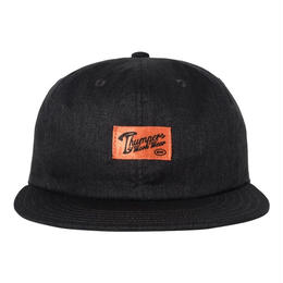 THUMPERS NYC WORK LABEL CAP (BLACK)