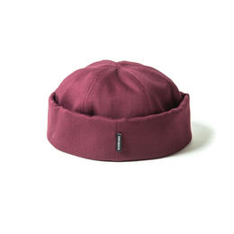 TIGHTBOOTH COTTON ROLL CAP (Wine)