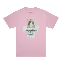 FUCKING AWESOME Bad For The Freaks Tee (PINK)
