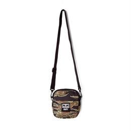 OBEY Drop Out Traveler Bag (TIGER CAMO)