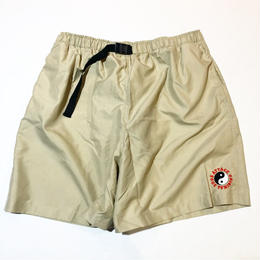 ATTACK ORIGINAL NYLON SHORTS (KHAKI)
