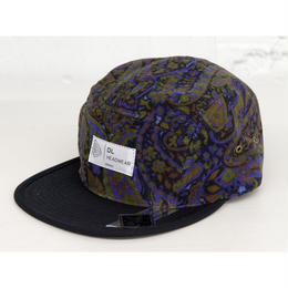 DL Headwear Omega 5Panel Camp Cap (old hiker)