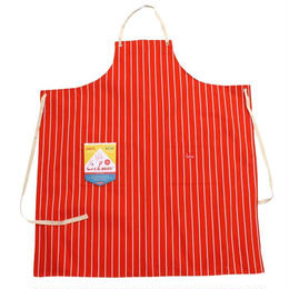 Cookman Long Apron (Orange)