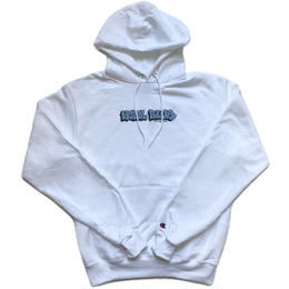 HOTEL BLUE GRAFF CHAMPION HOODY (WHITE)