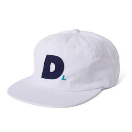 DL Headwear Lame Unstructured Cap ( white, black, navy, khaki, burgundy)