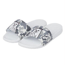 RIPNDIP LORD NERMAL SLIDES (SNOW CAMO)