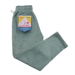 Cookman Chef Pants Corduroy (L/BLUE)