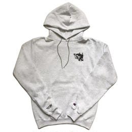 HOTEL BLUE GUARD DOG CHAMPION HOODY (SILVER GREY)