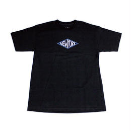 HOTEL BLUE DIAMOND S/S TEE (BLACK, WHITE)