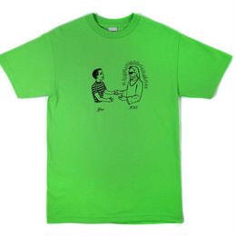 40s & Shorties Envy Tee(Lime)