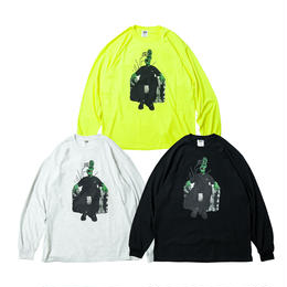 【予約オーダー】TBKB CEO LS T-SHIRT (Black , Ash , Neon Yellow)