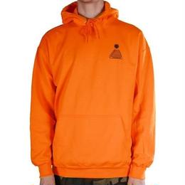 Theories Scribble Pullover Hoodie (Orange/Black)