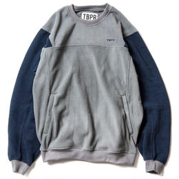 TIGHTBOOTH GOD FLEECE PULLOVER (Grey)