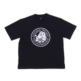 GALFY ×  NEMES DOG T-SHIRT (Black)