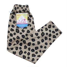 Cookman Chef Pants - Big Leopard