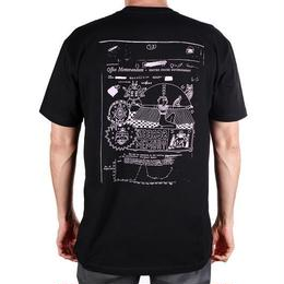 Theories Screen Memory Tee Artwork by Joel Matheson (Black)