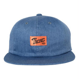 THUMPERS NYC WORK LABEL CAP (BLUE)
