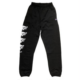 HOTEL BLUE GUARD DOG CHAMPION SWEATPANTS (BLACK)