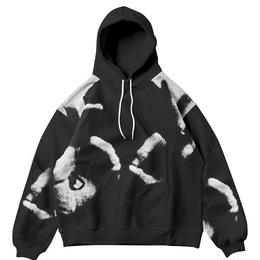 TIGHTBOOTH TBKB HAND SIGN HOODY (Black)
