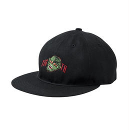 TIGHTBOOTH YOTSUME 6PANEL (Black)