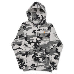 PIZZA EMOJI HOODY (SNOW CAMO, FOREST CAMO)