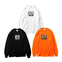 【予約オーダー】TBKB HAND SIGN LS T-SHIRT (White , Black , Neon Orange)