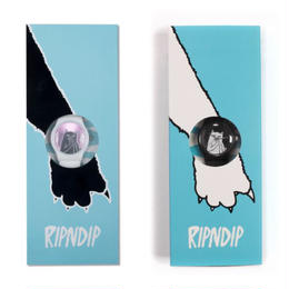 RIPNDIP LORD JERMAL WATCH (WHITE) LORD NERMAL WATCH (BLACK, PINK,  BLUE)