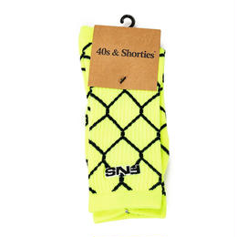 40s & Shorties CHAIN LINK SOCKS(SAFTY)
