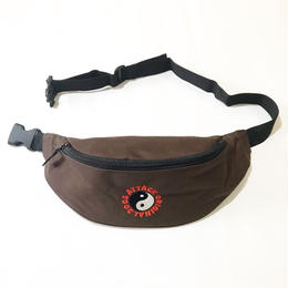 ATTACK ORIGINAL WAIST POUCH (BROWN)