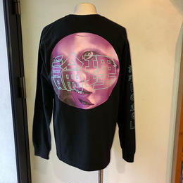 LONELY論理 SUGIMOTO L/S TEE (BLACK)