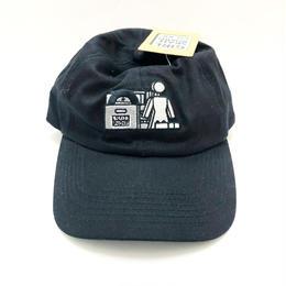 GIRL SUBPOP CAP (BLACK)