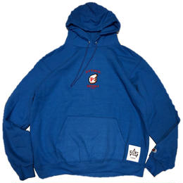 ATTACK ORIGINAL P-WING HOODIE BLUE