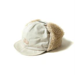 TIGHTBOOTH TBKB EAR FLAP CAP (Light Beige)