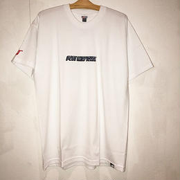 THUMPERS  NYC STP NEWYORK S/S TEE (WHITE, NAVY)